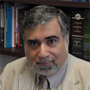 Panos Georgopoulos, PhD